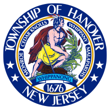 Township of hanover New Jersey